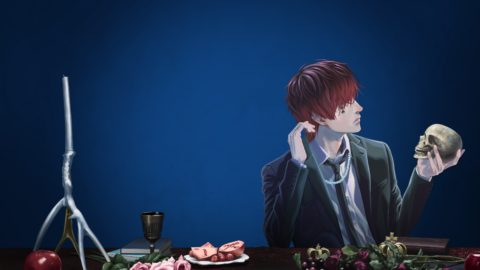 あっとくん 待望の新曲はボカロP・Pegによる楽曲「寂寞」(せきばく)! 自身史上最大規模でのワンマンライブ「Tr@itor」も決定!!